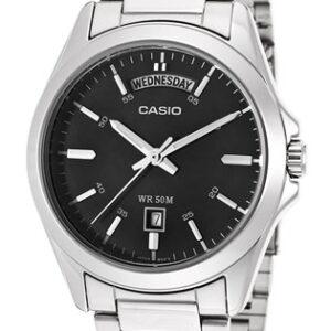 Мужские часы Casio MTP-1370D-1A1VEF