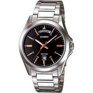 Мужские часы Casio MTP-1370D-1A2VDF