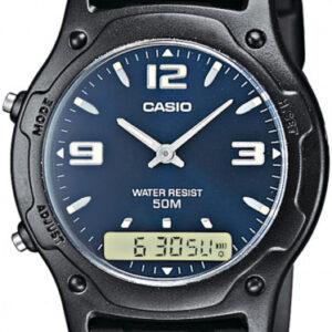 Мужские часы Casio AAW-49HE-2AVD
