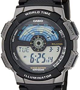 Мужские часы Casio AE-1100W-1AVDF