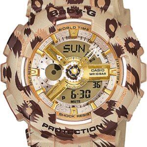 Женские часы Casio BA-110LP-9AER G-Shock
