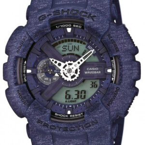 Мужские часы Casio GA-110HT-2AER G-Shock