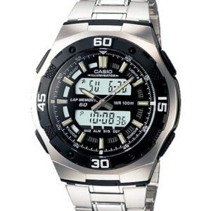 Мужские часы Casio AQ-164W-1VES