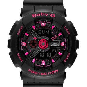 Женские часы Casio G-Shock BA-111-1AER
