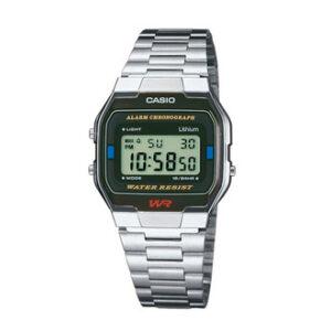 Мужские часы Casio A163WA-1QGF