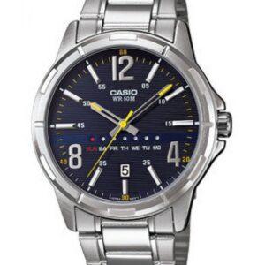 Мужские часы Casio MTP-E106D-2AVDF