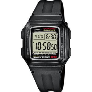 Часы Casio F-201WA-9AEF Illuminator
