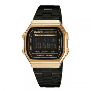 Мужские часы Casio A168WEGB-1BEF