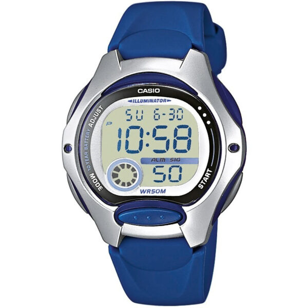 Женские часы Casio LW-200-2AVEF