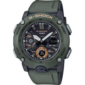 Мужские часы Casio GA-2000-3AER G-Shock