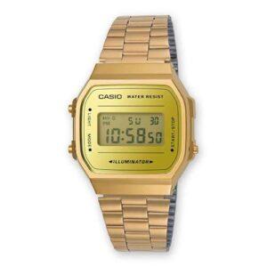 Женские часы Casio A168WEGM-9EF