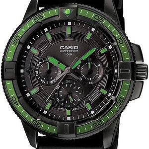Мужские часы Casio MTD-1068B-1A1VDF Edifice