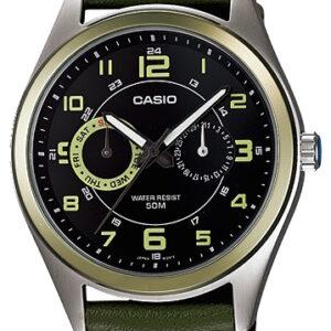 Мужские часы CASIO MTP-1353L-1BVDF