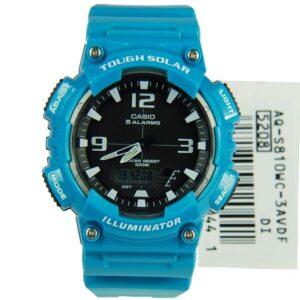 Мужские часы Casio AQ-S810WC-3AVDF