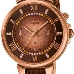 Женские часы Casio SHE-3041PGL-5AU