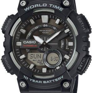 Мужские часы Casio AEQ-110W-1AVEF