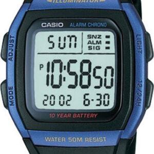 Мужские часы Casio W-96H-2AVDF