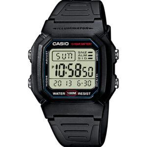 Мужские часы Casio W-800H-1AVEF Illuminator