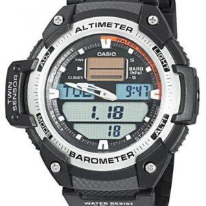 Мужские часы Casio SGW-400H-1BVER Pro Trek