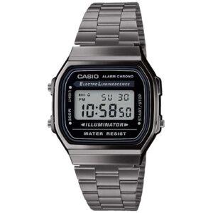 Мужские часы Casio A168WEGG-1AEF