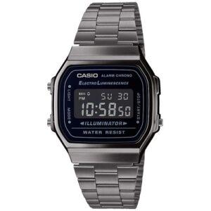 Мужские часы Casio A168WEGG-1BEF