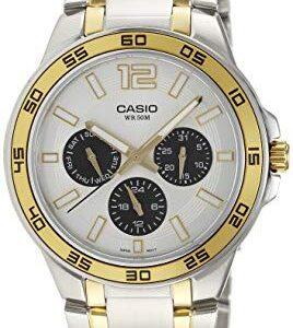Мужские часы Casio MTP-1300SG-7AVEF