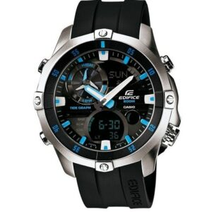 Мужские часы Casio EMA-100-1AVDF Edifice