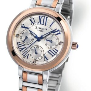 Женские часы Casio SHE-3034SG-7AUER