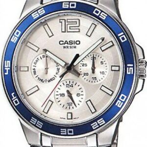 Мужские часы Casio MTP-1300D-7A2VDF