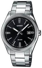 Мужские часы Casio MTP-1302D-1A1VEF