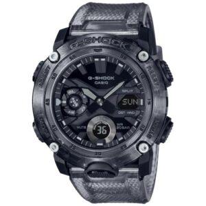 Мужские часы Casio GA-2000SKE-8AER G-Shock