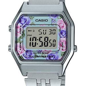 Женские часы Casio LA680WA-2C