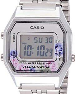 Женские часы Casio LA680WA-4C