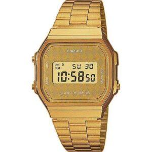 Мужские часы Casio A168WG-9BWEF