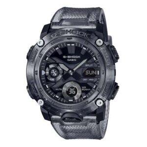 Мужские часы Casio GA-2000SKE-8AER