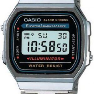 Мужские часы Casio A168WA-1YES